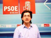 Antonio Ignacio Martínez-Real, nuevo Secretario del PSOE de Cieza