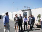 La Alcaldesa y el Consejero Ballesta se interesan por la excelente producción de las empresas archeneras Inquivisa y Panarro Foods