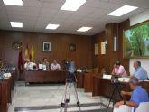 Patricia Fernández califica de 'mala educación' la actitud del Concejal Candel, del PSOE, en el Pleno Municipal de esta mañana