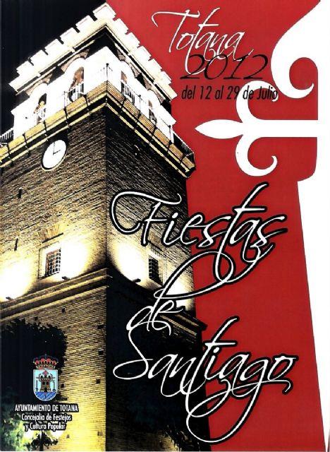 "Kick-off activities of the festivity of Santiago to celebrate tonight's ""So Sing Totana"", Foto 1"
