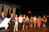 Las Majas Infantiles y Juveniles protagonizan el pistoletazo de salida de las Fiestas 2012 del Barrio del Carmen de Alguazas