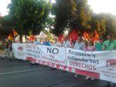 El Grupo Municipal de IU- Verdes en el Ayuntamiento de Alhama de Murcia, presenta para su debate la siguiente moci�n