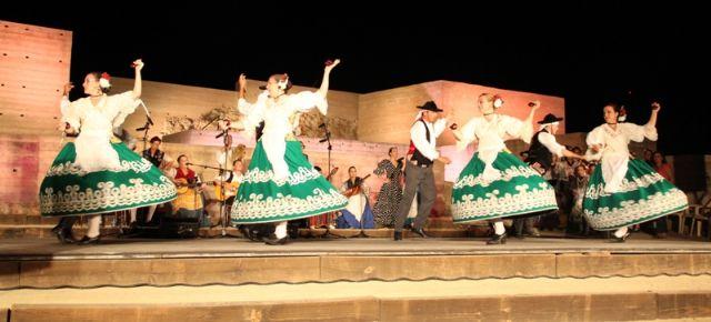 La XXV edición del Festival Nacional de Folklore rindió un homenaje a las tradiciones folklóricas de Puerto Lumbreras - 2, Foto 2