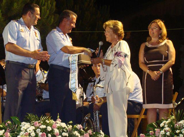 La banda de música de la Academia General del Aire ofreció un concierto en honor a la Virgen del Carmen - 2, Foto 2