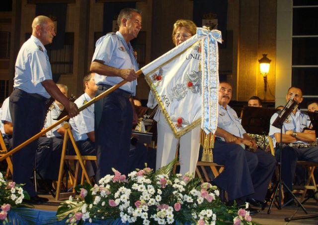 La banda de música de la Academia General del Aire ofreció un concierto en honor a la Virgen del Carmen - 3, Foto 3