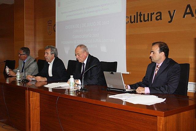 Cerdá anuncia ayudas por valor de 35 millones de euros para incorporar a jóvenes agricultores y modernizar las explotaciones, Foto 1
