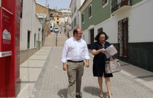 Se rehabilitará el Casco Antiguo de Puerto Lumbreras y se crearán nuevos accesos que conectarán con el nuevo Conjunto Turístico Medina Nogalte - 1, Foto 1