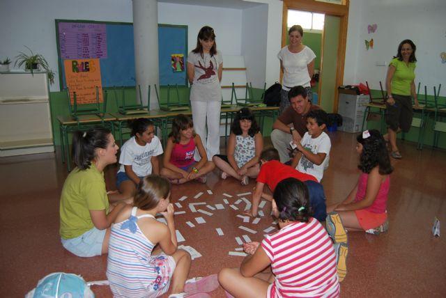 Unos sesenta alumnos disfrutan del Educaverano 2012, Foto 1