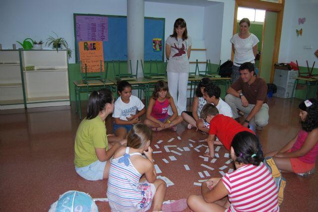 Unos sesenta alumnos disfrutan del Educaverano 2012, Foto 2