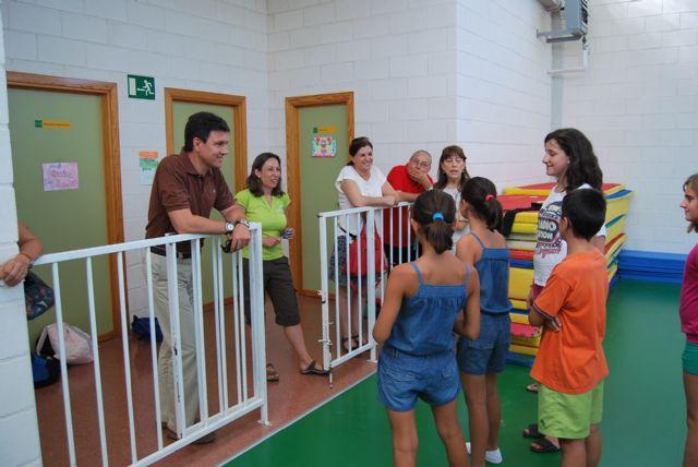 Unos sesenta alumnos disfrutan del Educaverano 2012, Foto 3