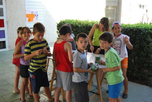 Unos sesenta alumnos disfrutan del Educaverano 2012, Foto 4