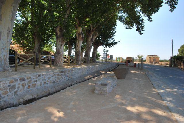La obra de Los Molinos ya está terminada, Foto 3
