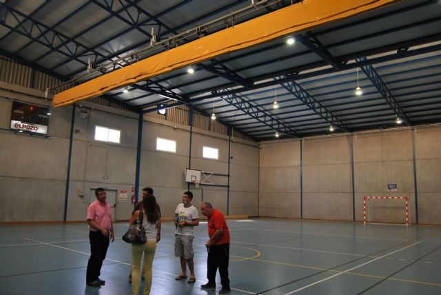 El Ayuntamiento de Alhama apuesta decididamente por el ahorro energético, Foto 3