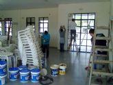 Los alumnos del programa Empleo Saludable acaban sus prácticas en Los Urrutias, Alumbres y El Parque Torres