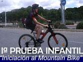 Se suspende la I prueba infantil 'Iniciación al mountain bike' para niños de 7 a 13 años, por falta de inscritos suficientes