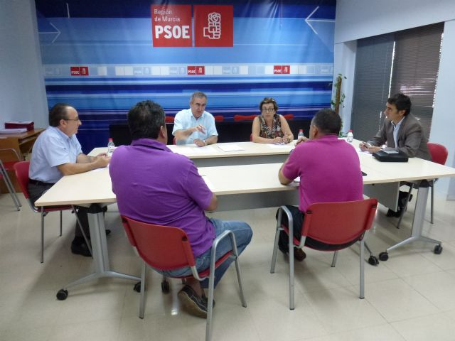 El PSOE apoya a los pequeños comerciantes, cuya situación peligra por la subida del IVA y la liberalización de horarios, Foto 1