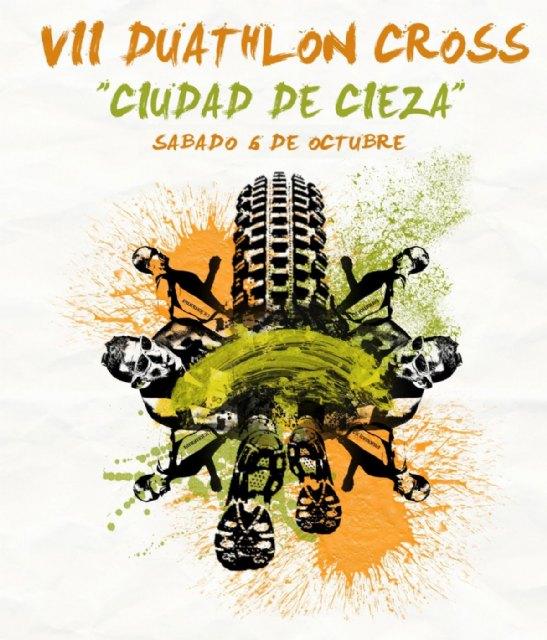 Ya está en marcha el VII duatlón cross Ciudad de Cieza - 2, Foto 2