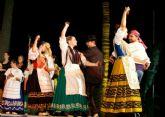 El folklore de La Palma viaja hasta Oviedo