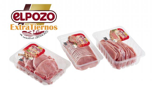 ELPOZO ALIMENTACIÓN lanza la gama extratiernos, carne más tierna procedente de granjas propias, Foto 2