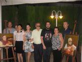 Autoridades municipales asisten a los actos conmemorativos de la festividad de Santa Justa y Santa Rufina, patronos de los alfareros