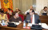 El pleno aprueba por unanimidad recortes en los sueldos de los ediles y altos cargos