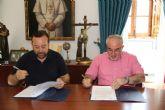 La UCAM firma un convenio de colaboración con el Colegio de Periodistas