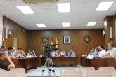 El Pleno extraordinario del Ayuntamiento de Archena aprueba la ampliación de un crédito para terminar de pagar a proveedores