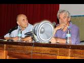 La conferencia del grupo de investigación arqueológica que trabaja en el Yacimiento Argárico de La Bastida fue un éxito de público