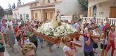 El Barrio de Los Limoneros de Puerto Lumbreras celebra sus fiestas en honor  a la Virgen del Carmen