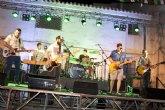 Éxito total del II Minifestival 'Santia Go!' en la calle y del concierto 'Tijuana Rock'