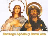 Las fiestas patronales de la pedanía de el Raiguero Bajo se celebrarán este próximo fin de semana en honor a Santiago Apóstol y Santa Ana