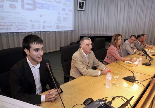 Más de 200 estudiantes se reúnen en la Universidad de Murcia dentro del Encuentro Nacional de Matemáticas - 1, Foto 1