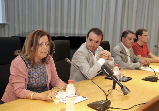 Más de 200 estudiantes se reúnen en la Universidad de Murcia dentro del Encuentro Nacional de Matemáticas - 3, Foto 3