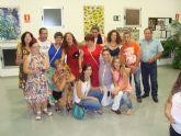 Autoridades municipales clausuran del Servicio de Apoyo Psicosocial del curso 2011/2012