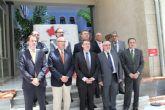 El presidente de la UCAM, José Luis Mendoza, encabeza el Foro Nueva Murcia