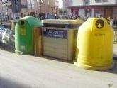 Se han recogido 3.868 toneladas de residuos sólidos urbanos en el primer cuatrimestre del año 2012
