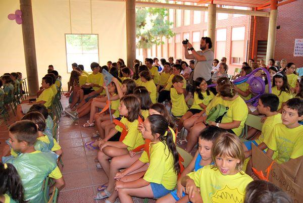 Se clausura el Taller de Dinamización Social del mes de julio, Foto 1