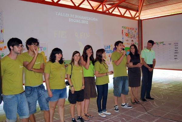 Se clausura el Taller de Dinamización Social del mes de julio, Foto 3