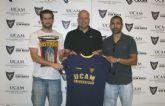 Dos nuevos fichajes se incorporan al UCAM Murcia C.F.