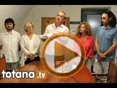 Rueda de prensa PSOE Totana. Valoración Pleno julio 2012