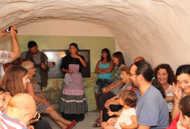 Nuevas visitas nocturnas teatralizadas en el entorno turístico Medina Nogalte de Puerto Lumbreras - 1, Foto 1