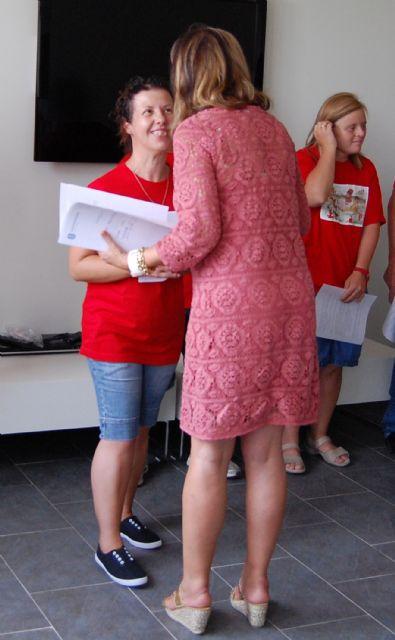 Diez jóvenes con discapacidad intelectual terminan un curso en el albergue turístico de Las Torres de Cotillas - 5, Foto 5