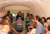 Nuevas visitas nocturnas teatralizadas en el entorno turístico Medina Nogalte de Puerto Lumbreras