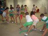 Gran éxito de participación en las actividades de verano de la Biblioteca Salvador García Aguilar de Molina de Segura