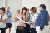 Las obras del local social de Vista Alegre, entran en la segunda fase