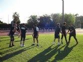 El Club de Rugby de Totana juega el último partido de la temporada