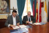 La UCAM firma un convenio de colaboración con el Centro de Alto Rendimiento Región de Murcia