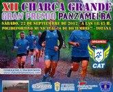 Cambio de fecha de la carrera Charca Grande´12