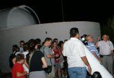 El Ayuntamiento pone en marcha el programa ´Conoce las Estrellas´ para realizar visitas guiadas al Observatorio y al Sendero Astronómico
