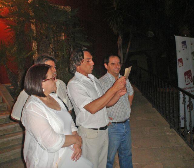 Valoración Pleno Ordinario Julio 2012. IU-verdes Alhama de Murcia, Foto 1